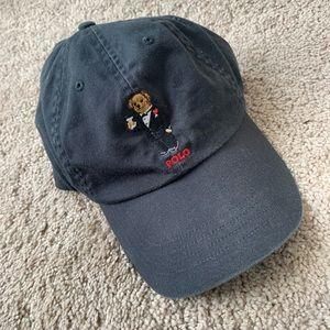 Polo Ralph Lauren Baseball Hat Bear Logo